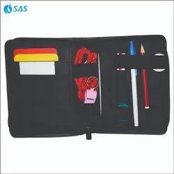 Black PVC SAS Professional Referee Wallet
