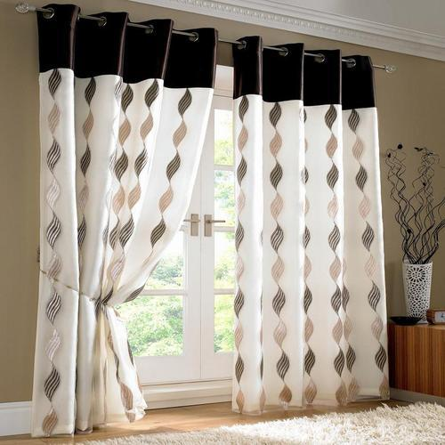 Printed Designer Curtain At Rs 1000 Set Satellite Ahmedabad