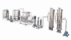 Water Plant Machinery, Capacity: 1000lph To 100000lph, Model Name/Number: Umesh