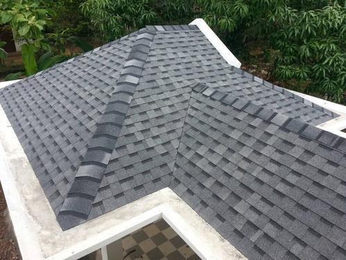 TechnoNICOL Michigan Gray Roofing Shingles