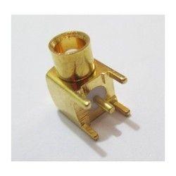 MCX Female R/A PCB Mount Connector
