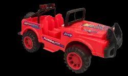 Turbo Jeep Toy