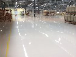 Automobile Workshop Epoxy Flooring Services
