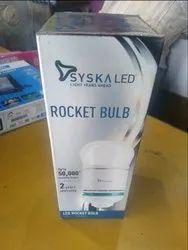 Syska LED Rocket Bulb