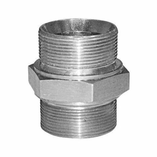 Stainless Steel Hydraulic Hex Adapter