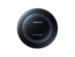 Black Galaxy Note5 Wireless Charger Pad