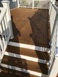 Armstrong Deck Flooring Service