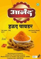 Polished Basmat Haldi Powder, Packaging Type Available: Container, Packaging Size Available: 500 g