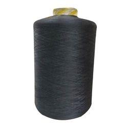 Polyester Grey Cone Yarn