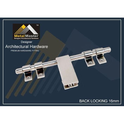 Stainless Steel  Back Locking Aldrop
