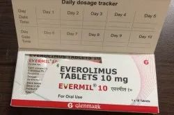 EVERMIL 10 mg (Everolimus)