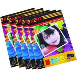 Printed Photo Paper, for Photography, Size: A4