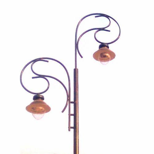 Modern Decorative Lighting Pole