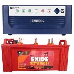 Inverter Battery Rent