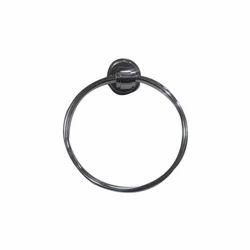 Altos Conti Brass Bathroom Towel Ring