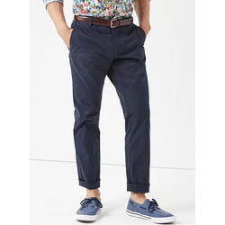 Cotton Men Casual Pants