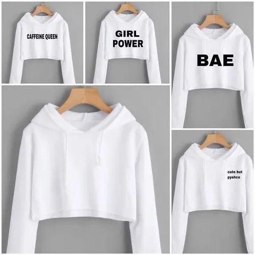 hoodie t shirt girls