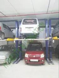 Hydraulic Stack Parking System