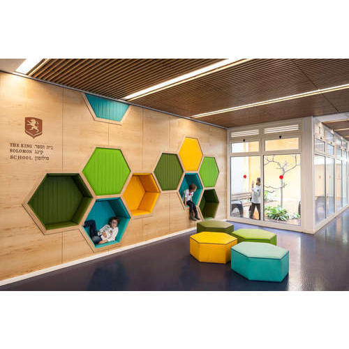 School Interior Design: School Interior Designing Services In Thane West, Thane