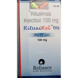 Rituxirel 100mg Injection