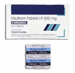 Disulfiram Tablets IP