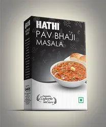 Sambar Powder Pavbhaji Masala, Packaging Size: 50 g, Packaging Type: Box