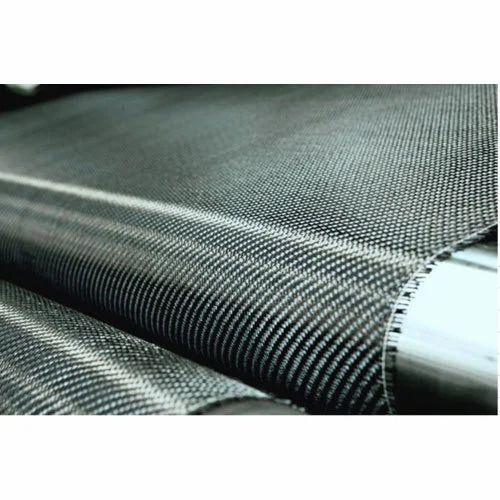 50 metre roll 50mm CarbonFibre  Bi-directional Plain Weave Tape
