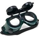 White Goggles (green)