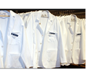 Cotton And Polyester Lab Coat