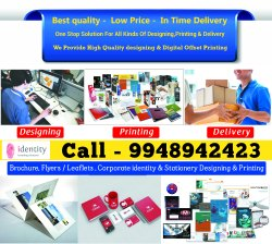 Brochure, Flyers, Leaflets, Wall Posters Printing In Lakdikapul,Hyderabad