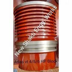 Atlas VT 4 HP Cylinder Block