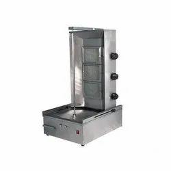 Stainless Steel Shawarma Machine