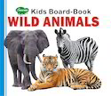 Kids Board Book Wild Animals