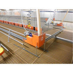 Broiler Breeder Feeding System