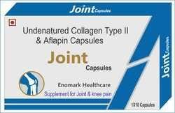 Undenatured Collagen Type Ii And Aflapin Capsules