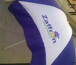 Garden Umbrella 7''