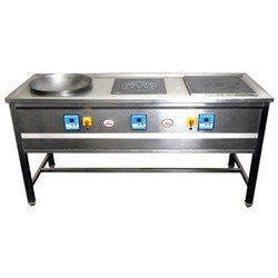 Commercial Multi Zone Cooking Induction