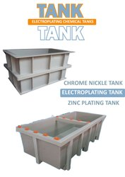 Electroplating Tank PP