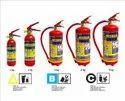 Safe Pro Abc Fire Extinguisher