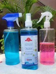 Hand Sanitizer Solutuon