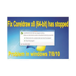 Installation & Configuration Corel Draw Services