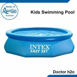 游乐场儿童游泳池,高度:2.5英尺,尺寸:直径12英尺