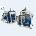 Multi Material Hydraulic Brick Making Machine