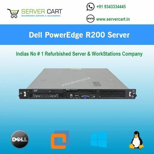 Dell Poweredge R200 Server Intel Xeon Quad Core Cpu, Vmware Esxi Support