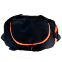 Gym Bag with Shoe Compartment Orange