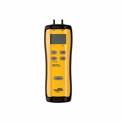 Digital Manometer NABL Calibration Service