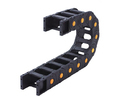 Sibass Black Open Type Drag Chain 60x150, Size/capacity: 60 * 150 Mm