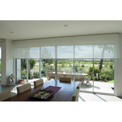Sunscreen Roller Blind