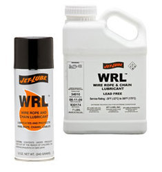 WIRE ROPE AND CHAIN LUBRICANT