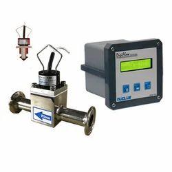 Nuclus Digital Flow Transmitter Panel Mounting Meter